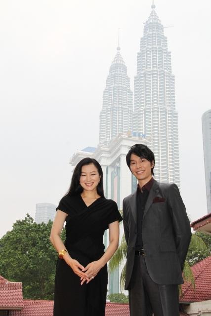鈴木京香ビックリ!マレーシアで「セカンドバージン」は過激過ぎ
