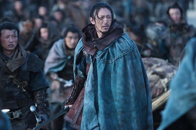 井上靖原作、オダギリジョー主演の中国歴史大作が日本公開決定!