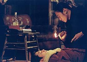 爆弾魔を演じる瑛太と死んでしまった兄役の窪塚洋介「モンスターズクラブ」