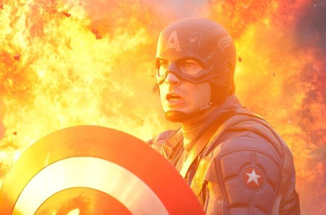 初代ヒーローの武器は盾! 「キャプテン・アメリカ」本編映像公開
