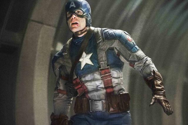 「キャプテン・アメリカ」世界興収、予想に反し全米興収越え