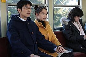 本物の夫婦のような表情を見せる堺雅人と宮崎あおい「ツレがうつになりまして。」