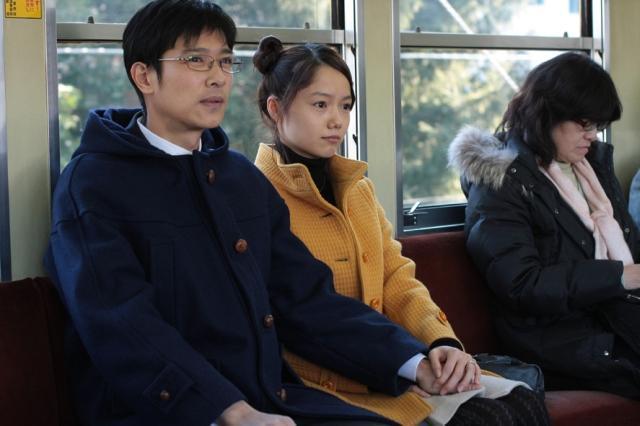 """宮崎あおい&堺雅人""""カップル""""、撮影現場でも息ピッタリ"""