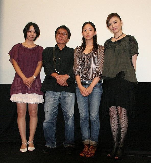 松田美由紀、大学生女優とW主演「すごく気持ちのいい現場だった」