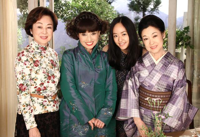 黒柳徹子「おひさま」最終回で24年ぶり連続テレビ小説出演