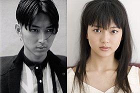 新「ライアーゲーム」主演の松田翔太(左)と新ヒロインの多部未華子「ライアーゲーム ザ・ファイナルステージ」