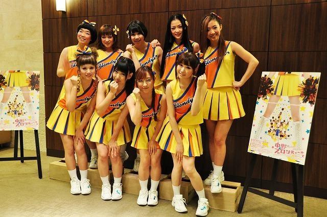 AKB増田、初主演ミュージカルでアクロバティックな開脚技を披露