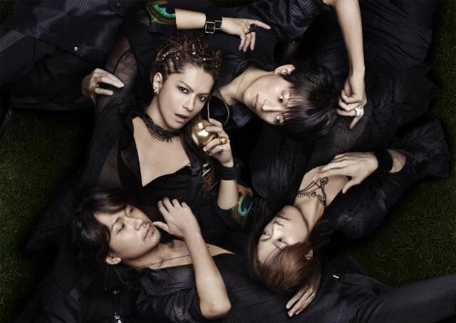 瑛太主演「ワイルド7」主題歌はL'Arc~en~Cielの新曲