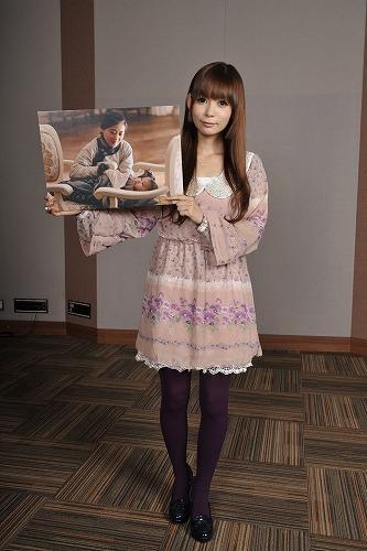 ジャッキーファンの中川翔子、「1911」吹き替えに大喜び