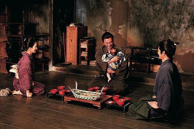 「一命」メイキング映像公開 満島ひかりが日本の母を好演
