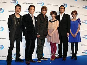 哀川翔ら「BS12ch TwellV」初オリジナルドラマに出演「狼は天使の匂い」