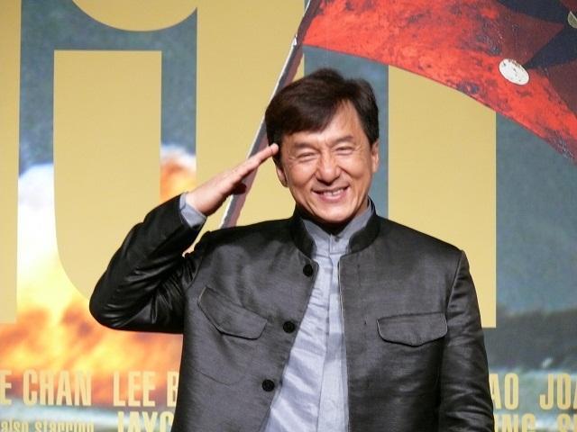 ジャッキー・チェン来日「必ず復興できる、頑張って」日本にエール