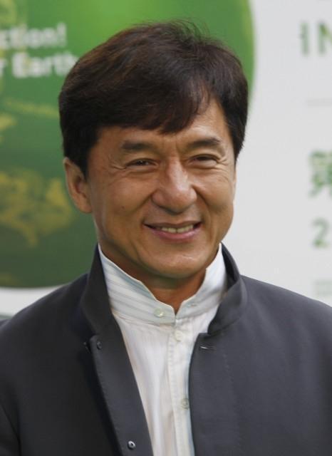 第24回東京国際映画祭 ジャッキー・チェンに野田総理が感謝の言葉