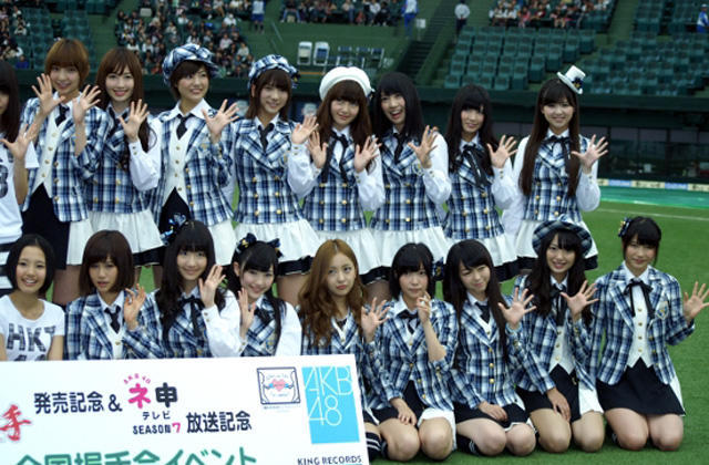 「HKT48」始動ばい! 平均13.8歳、最年少は小5でファンどよめき