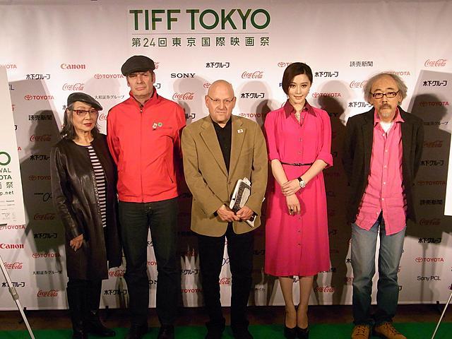 東京国際映画祭コンペ部門審査員、審査基準で熱論