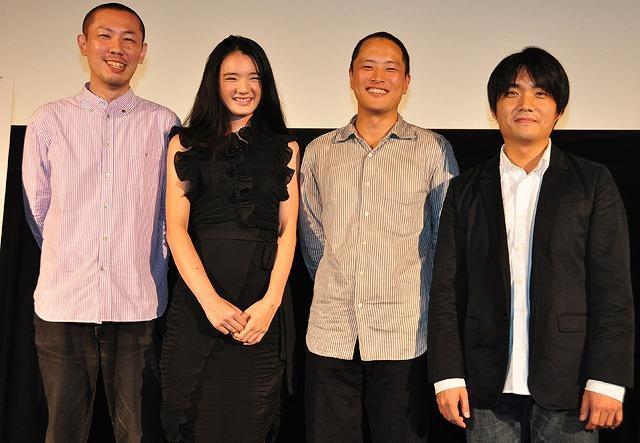 歌人・枡野浩一、映画出演は南Q太との離婚を書いた小説がきっかけ