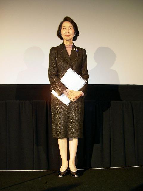 香川京子、アジア女優初のFIAF賞受賞に「申し訳ない」 - 画像2