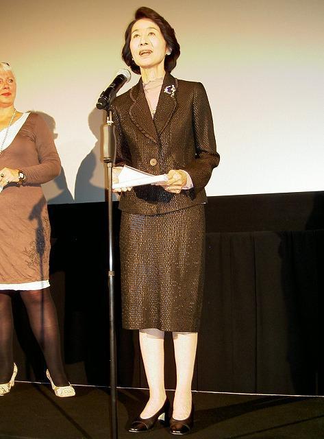 香川京子、アジア女優初のFIAF賞受賞に「申し訳ない」 - 画像6