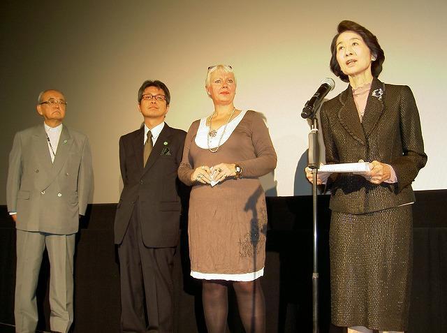 香川京子、アジア女優初のFIAF賞受賞に「申し訳ない」 - 画像7