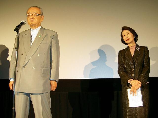 香川京子、アジア女優初のFIAF賞受賞に「申し訳ない」 - 画像8