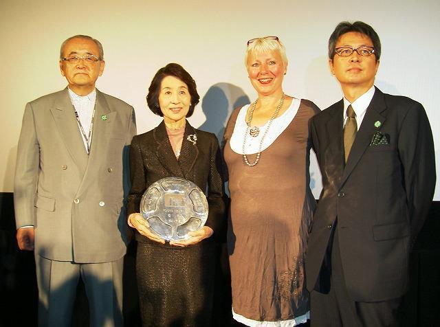 香川京子、アジア女優初のFIAF賞受賞に「申し訳ない」 - 画像9