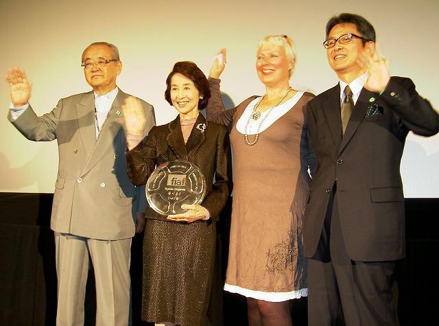 香川京子、アジア女優初のFIAF賞受賞に「申し訳ない」 - 画像10