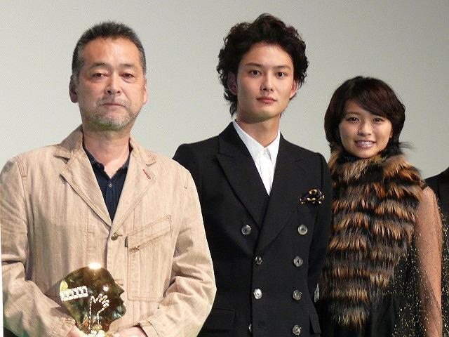 岡田将生、客席にいる家族に「ありがとう」