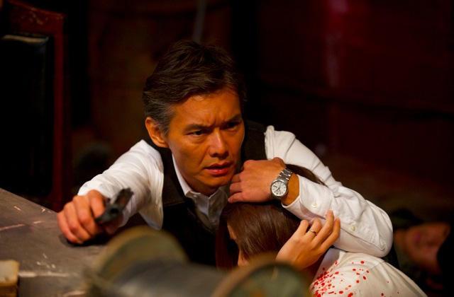 「外事警察」映画化決定 渡部篤郎が韓国語で初演技