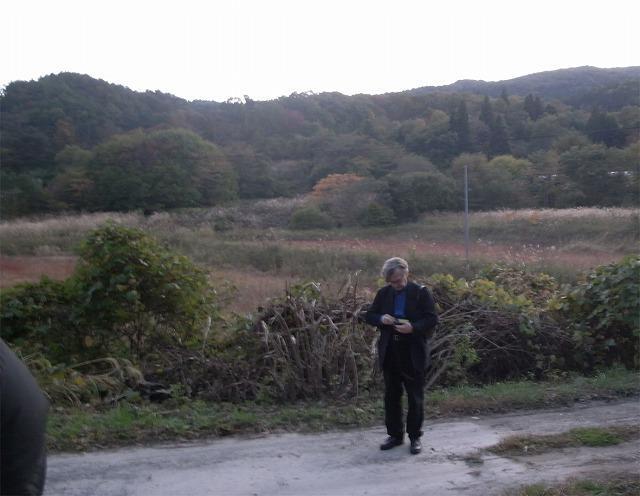 ベンダース監督が福島で上映会 「今回の訪問は最後の訪問ではない」