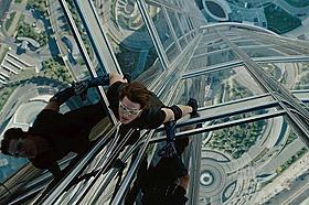IMAX先行公開した「M:i:4」「ミッション:インポッシブル ゴースト・プロトコル」