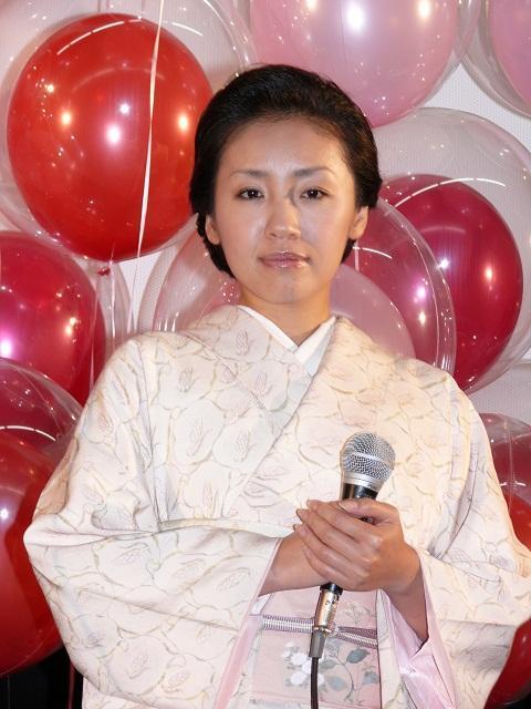 神楽坂恵、婚約した園子温監督は「尊敬できる方」