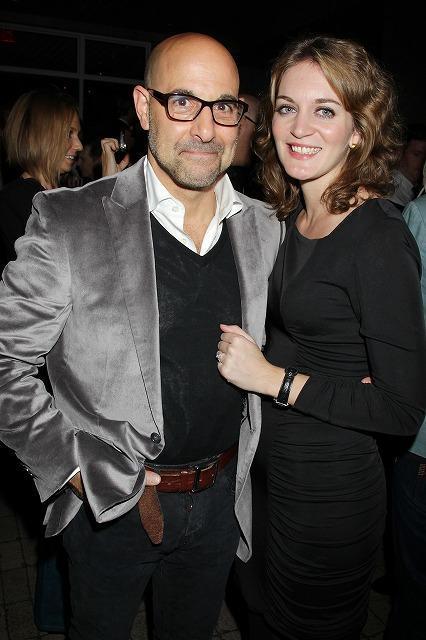 「プラダを着た悪魔」スタンリー・トゥッチがエミリー・ブラント姉と婚約