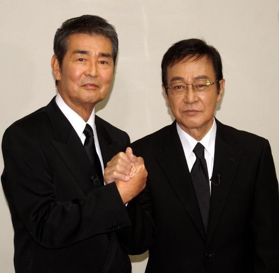 渡哲也&渡瀬恒彦、40年ぶり兄弟共演「おそらくこれが最後」