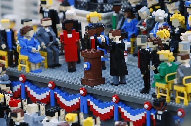ブロック玩具「レゴ」映画が始動