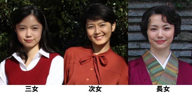 ミムラ&菊池亜希子「わが母の記」で宮崎あおいと3姉妹に