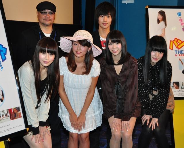 篠崎愛、初主演映画「パンツの穴」で「高校時代に戻ったみたい」