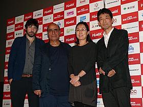 東京フィルメックスは11月27日まで開催「CUT」