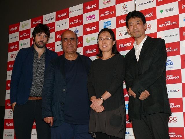 第12回東京フィルメックス開幕、アミール・ナデリ監督「私のホーム」