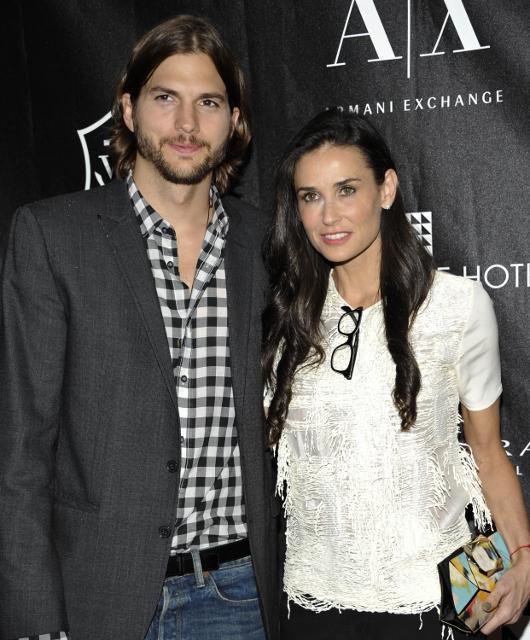 デミ&アシュトンは離婚へ ハリウッドの年の差夫婦17組