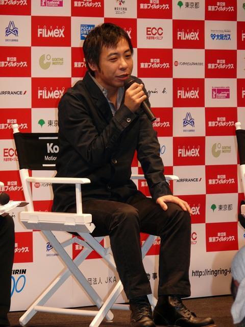 豊田利晃監督、渋谷スクランブル交差点でゲリラ撮影