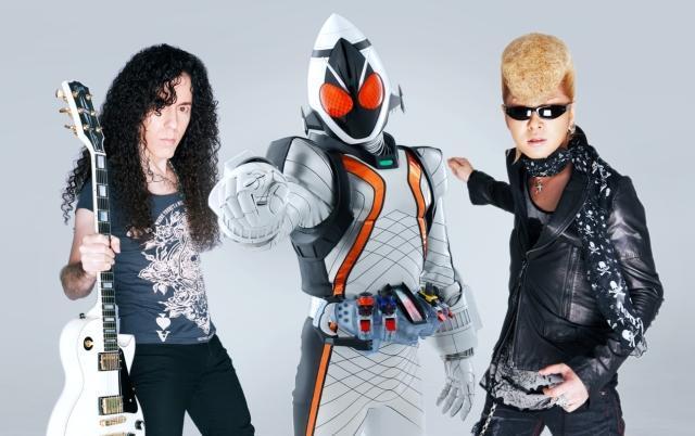 翔やん&M・フリードマン、最強タッグで「仮面ライダー」最新作主題歌