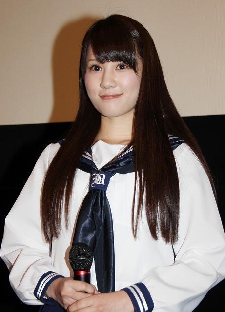 AKB鈴木まりや、本気の女優デビュー「かわいく映らなくてもいいと思った」