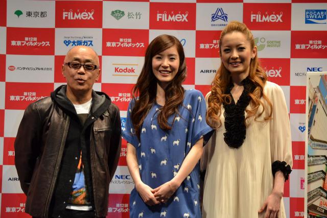 蓮佛美沙子、廣木隆一監督は「学校の怖い先生みたい」