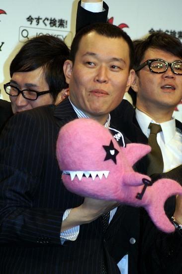 千原せいじ、橋下新大阪市長にさっそく要望