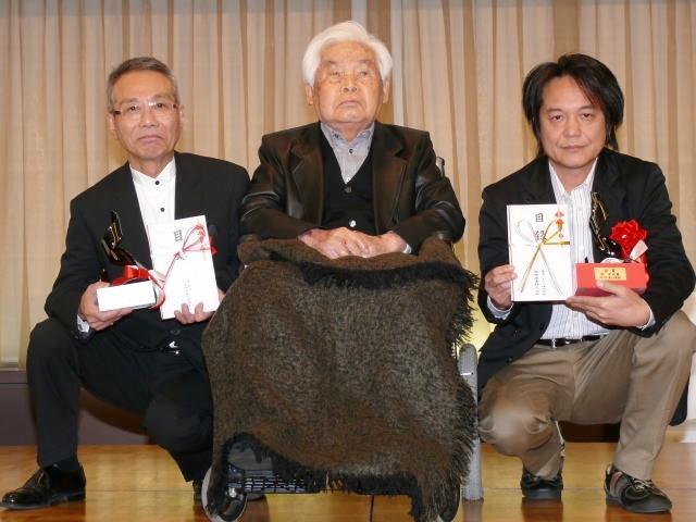 本年度の新藤兼人賞、「死にゆく妻との旅路」の塙幸成監督が金賞受賞