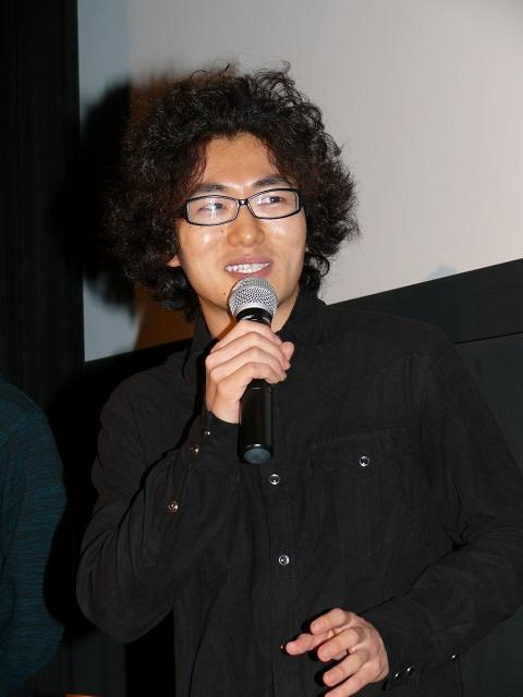「アフロ田中」メガホンとった松居大悟監督は、天然パーマ