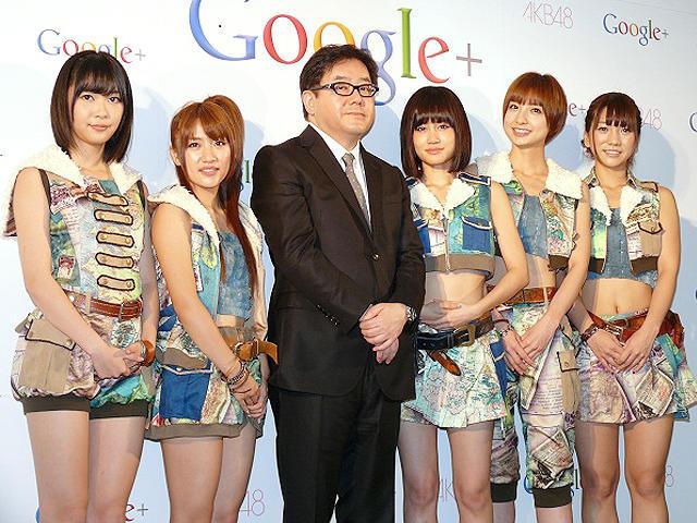 """""""6周年""""AKB48「Google+」で新戦略 世界のファンと交流"""