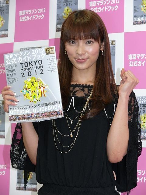 AKB48秋元才加「目標は5時間台」東京マラソンに2年連続出場