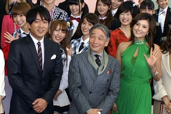 堺正章「レコ大」新記録16年連続司会! 紀香、AKB48も気勢