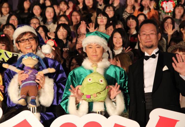 韓国での公開が決まり、声優陣も大喜び